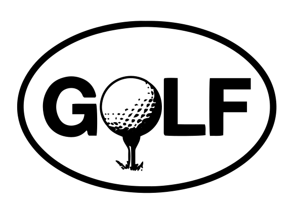 Golf Decals 7