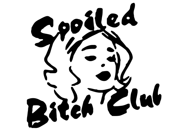 Spoiled Bitch Club Decal