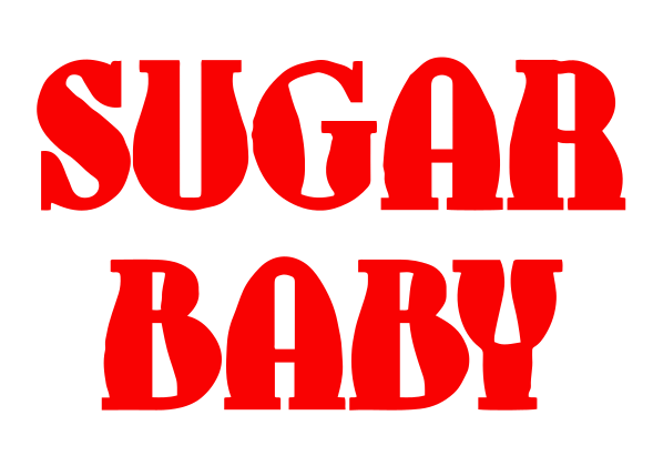 Sugar Baby Sticker