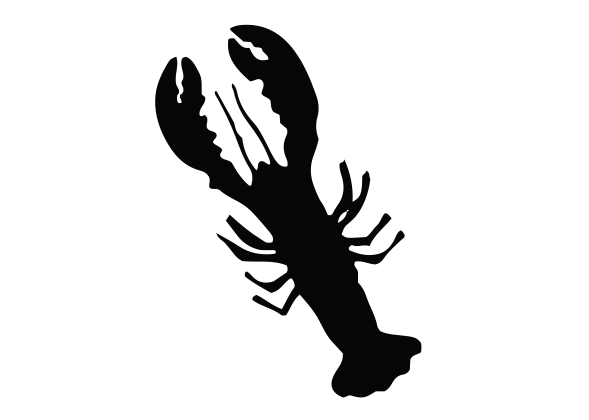Lobster Decal 3