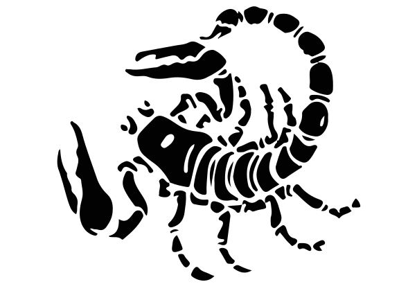 Scorpion Decal 2