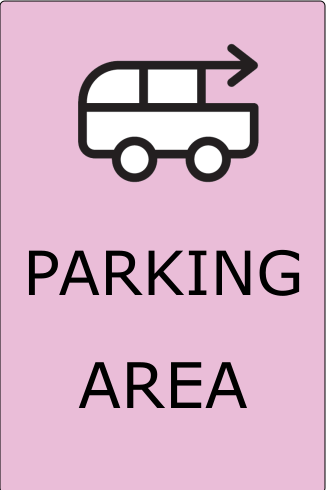 Parking Sign 18x12inches