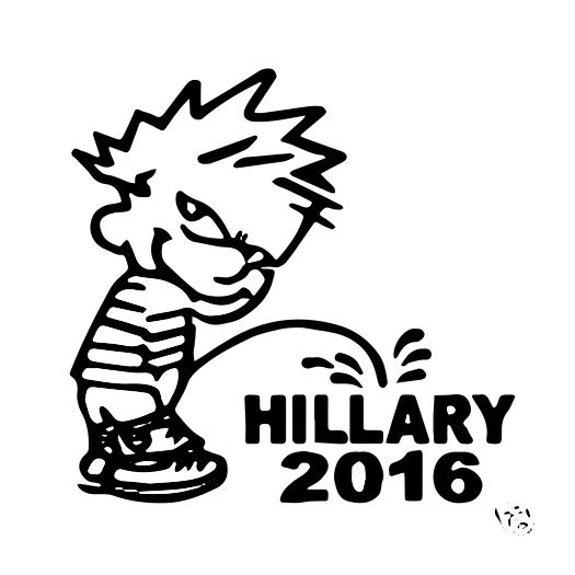 Hillary Peeon Sticker
