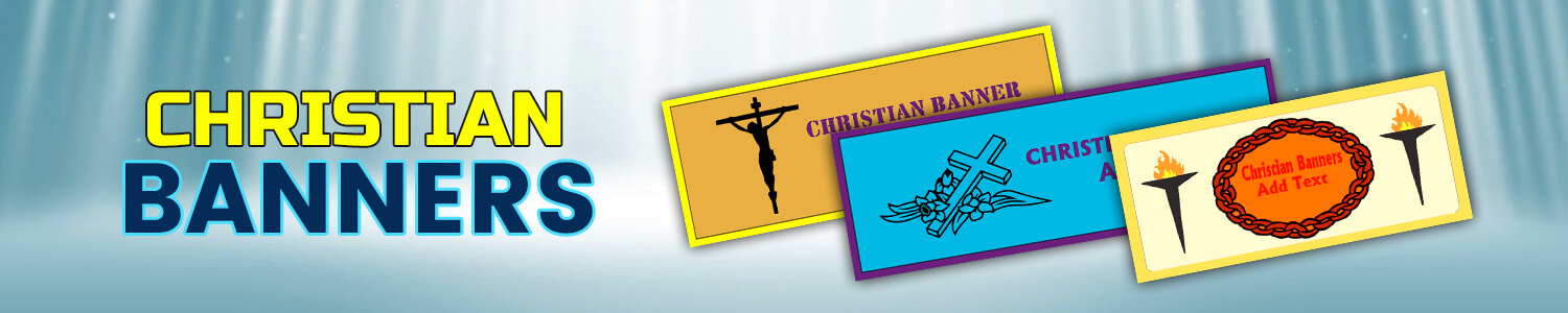 christian banners