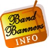 Band Banners Information