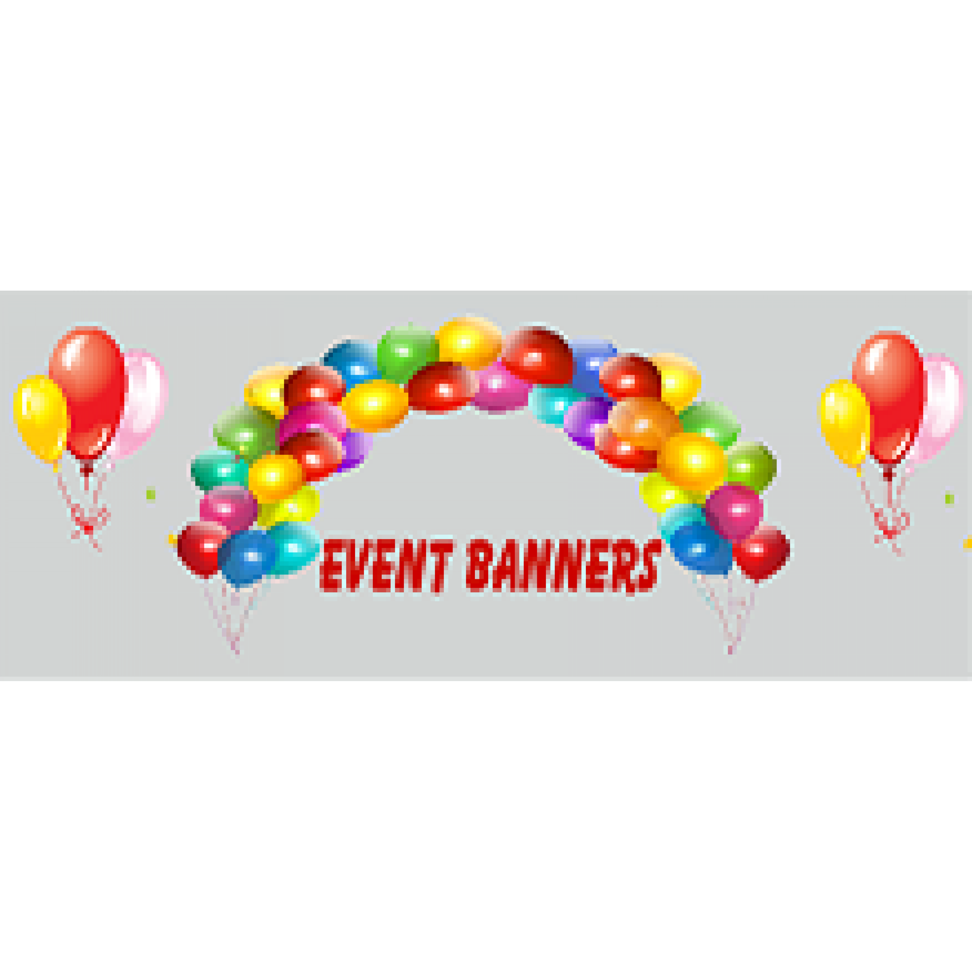 Event Banner 36x120 inches