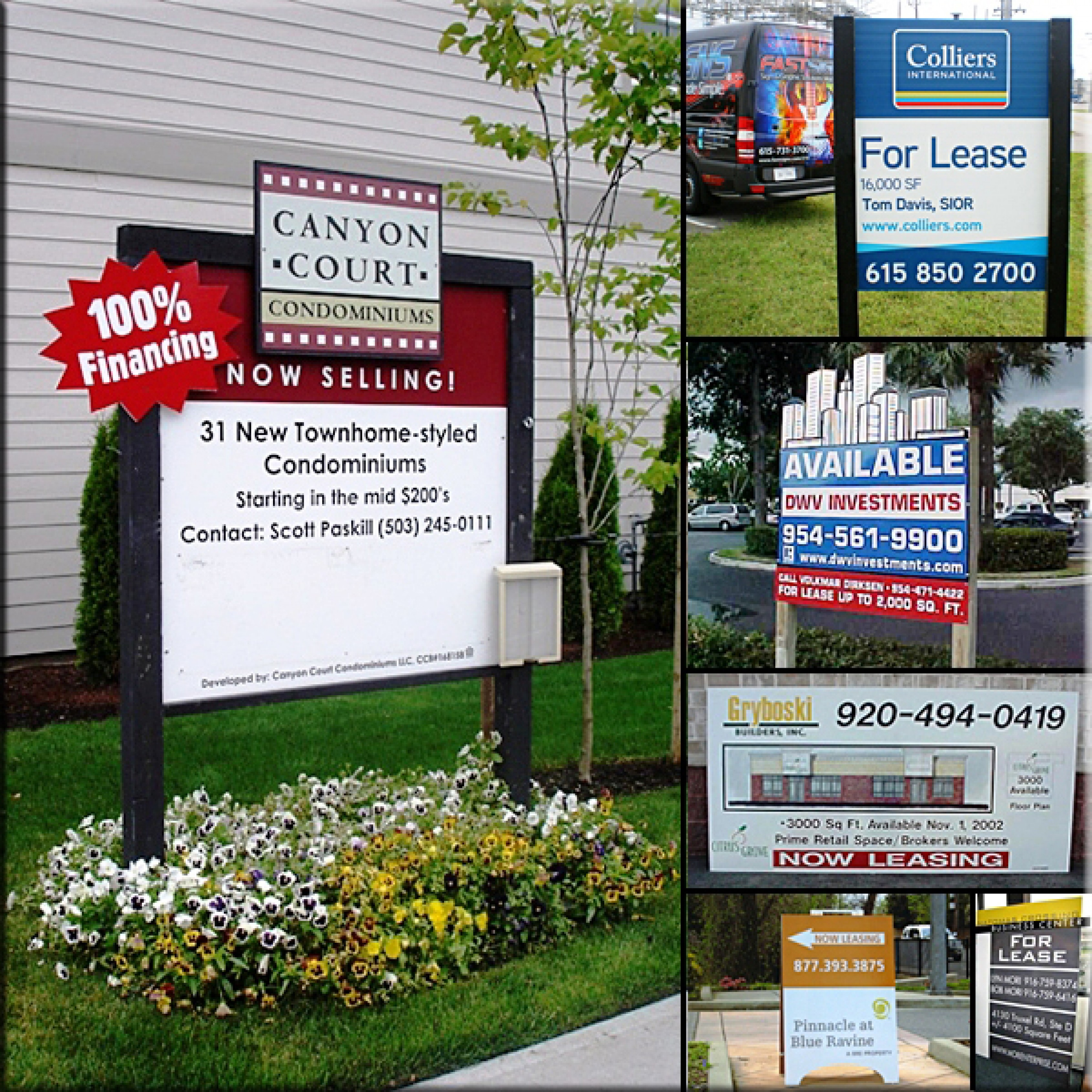 Custom Signs Online Affordable Price Amp Fast Shipping