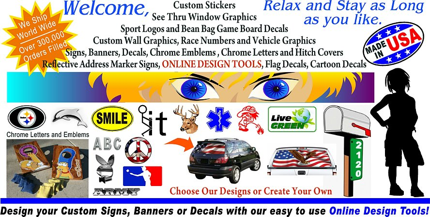 Huge Decal Collections