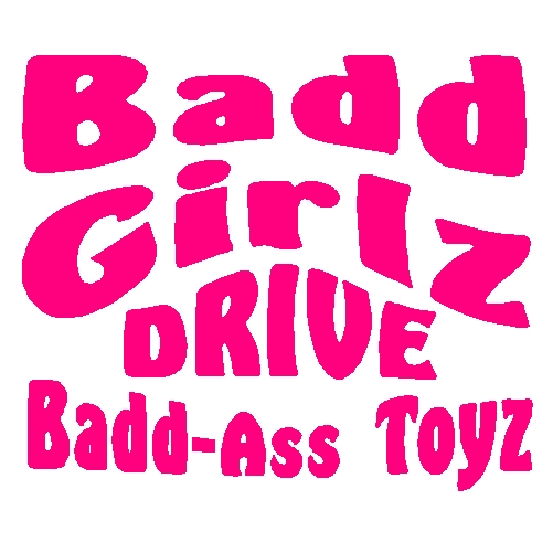 Girls Car Decals