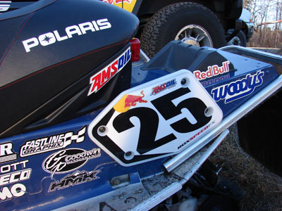Snowmobile Numbers